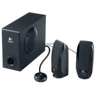 Logitech S 220 Speakers Soundsystem 2.1 17 Watt RMS