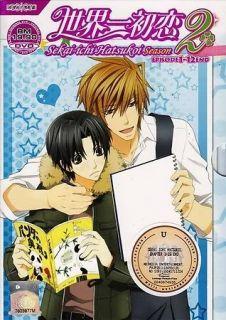 Sekai Ichi Hatsukoi (TV) Season 2 * Vol.1 12 End * Anime DVD