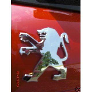 Peugeot Löwe Logo / Emblem Neu ca. 8 cm / Peugeot lion logo / emblem