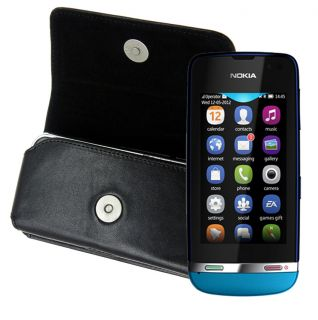 Nokia Asha 311   MTT Quertasche Schutzhülle Case Hülle Tasche