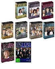 DVD Set   Dallas   Staffel 3+4+5+6+7+8+9+10+11 NEU OVP