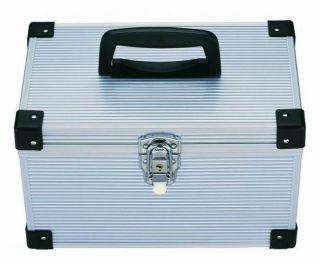 300 CD DVD DJ Aluminium Storage Case Box Sleeves Flight Hold Discs