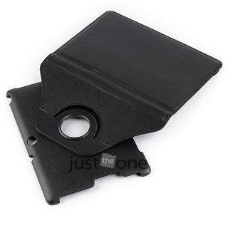 360° Rotation PU Leather Case Cover for Asus Eee Pad Transformer