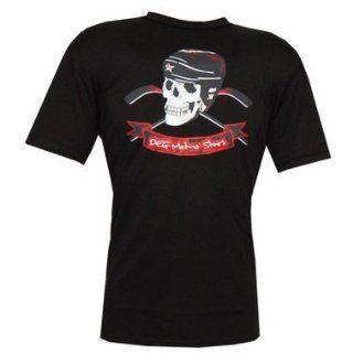 DEG Metro Stars T Shirt Totenkopf Logo Sport & Freizeit
