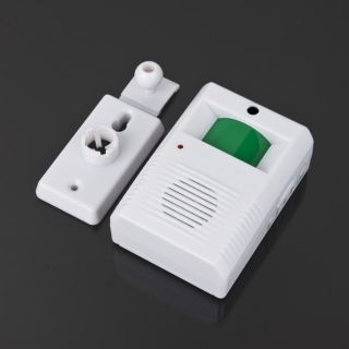 Effective Entry Chime Welcome Door Bell Motion Sensor Wireless Alarm