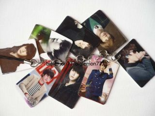 Kyuhyun In SUPER JUNIOR Mobile /Cell Phone Strap Keychain Keyring N14