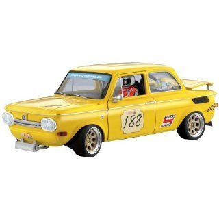 Revell Slot Car 08396   NSU TT Cup NSU 1300 TT Richard Rötzer im