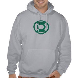 Green Lantern Logo 13 Hoodie