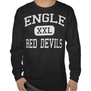 Engle   Red Devils   Middle   West Grove T shirt