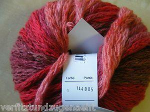 ONLINE Wolle Linie 313 Valparaiso 100g versch. Farben