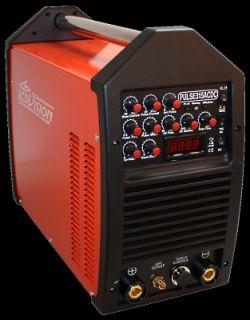 WIG AC/DC INV 315 Pulse Inverter Schweißgerät TIG E Hand MMA IGBT