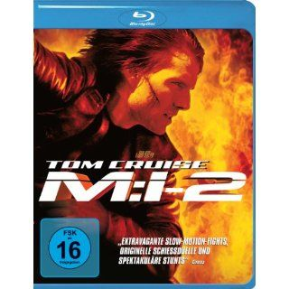 Mission Impossible 2 [Blu ray] Tom Cruise