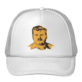 John Wayne Gacy Portrait Hat