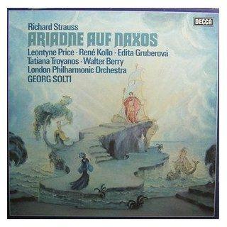 Strauss Ariadne auf Naxos (Gesamtaufnahme) [Vinyl Schallplatte] [3 LP