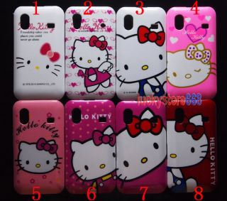 Hello Kitty Hard Back Cover Case for Samsung Galaxy Ace S5830
