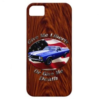 El Camino SS454 iPhone 5 ID Case iPhone 5 Cover