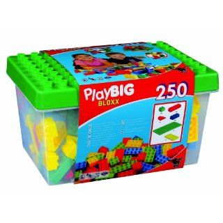 Big 57006   Play Bloxx 250 Bausteine Spielzeug