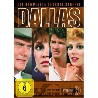 Dallas   Die komplette sechste Staffel (8 DVDs) Larry