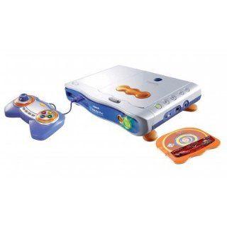 VTech V.Smile Pro Lernkonsole inkl. V.Disc Lernspiel