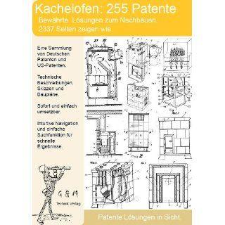 Öfen. Kachelofen Mit 255 Patenten jetzt selber bauen!