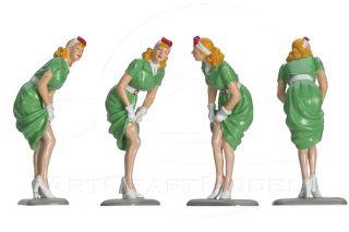 TRIXIE 118 Grün / Green Motorhead Figur   Figurine