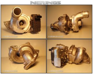 Ford Focus 1,8 TDCi Turbo Turbocharger (2005  ) 115 Hp