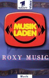 Musikladen   Roxy Music [VHS]: Manfred Sexauer, Uschi Nerke, Christine