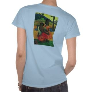 When Did You Marry? (Faa Nafea Ipoipo?) By Gauguin Tshirts