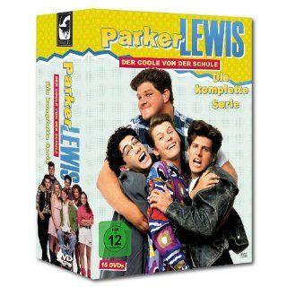 Parker Lewis   Der Coole von der Schule   Die komplette Serie 15 DVDs
