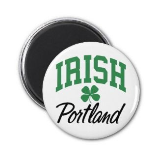 Portland Oregon Magnet