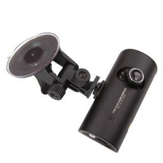 Koolertron F50 Full HD Dual Lens Auto DVR Kamera H.264 Technik Video