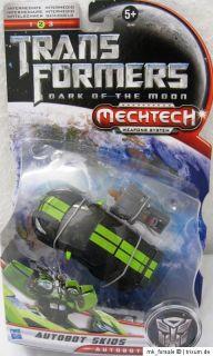 Transformers Movie 3 Mechtech Deluxe Autobot Skids