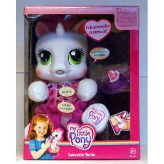 My little Pony   Sprechendes Baby Pony (deutsch)   Einhorn Sweetie