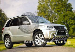 Frontschutzbügel für Suzuki Grand Vitara mit Unterfahrschutz   V²A