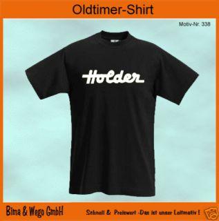 Traktor Oldtimer T Shirt HOLDER alle Größen+Farben 338