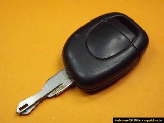 Renault Funkschlüssel Schlüssel Fernbedienung Megane Clio Twingo