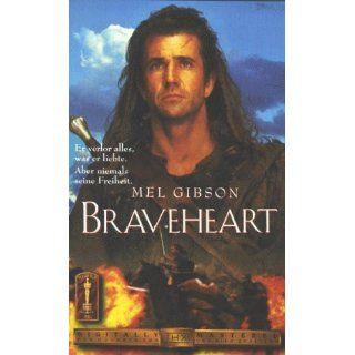 Braveheart [VHS] Sophie Marceau, Patrick McGoohan, James Horner, Mel