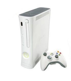 Microsoft Xbox 360 Arcade 256 MB Matte White Spielkonsole PAL