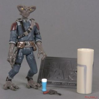 Hem Dazon Escape Mos Eisley Cantina Alien SAGA Collection Star Wars
