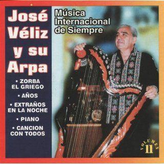 Musica Internacional de Siempre José Veliz y Su Arpa