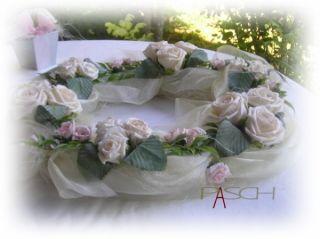 Tischdeko Kranz Tischkranz Hochzeit Taufe Konfirmation