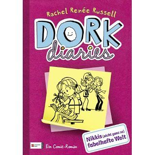 DORK Diaries, Band 01 Nikkis (nicht ganz so) fabelhafte Welt [Kindle