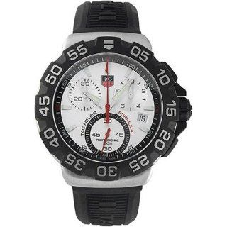 TAG HEUER FORMULA 1 MENS STAINLESS STEEL CASE CHRONOGRAPH UHR CAH1111