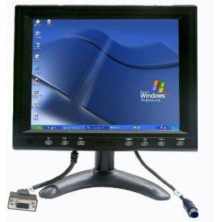 TFT LCD Touchscreen Monitor / Display VGA USB