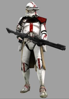 Star Wars Clone Trooper Armor / Rüstung + Extras (Helm, Schuhe