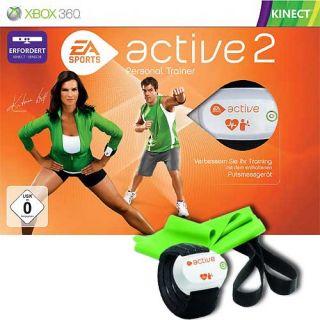 EA Sports Active 2 (Kinect) XBOX 360  NEU+OVP