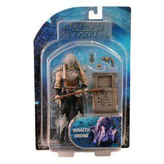 Wraith Drone   STARGATE Atlantis Action Figur Serie 3