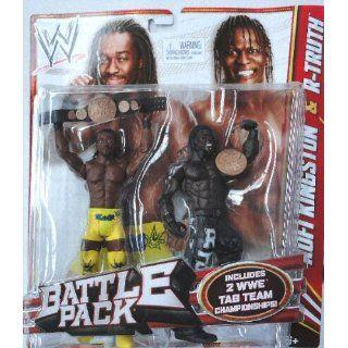 Figur WWE Kofi Kingston & R Truth Battlepack Serie