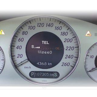 ViseeO MBU 3000 Bluetooth Adapter Mercedes Car Kit NEU Nachfolger von