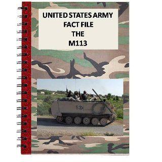 United States Army Fact File The M113 eBook USA Kindle